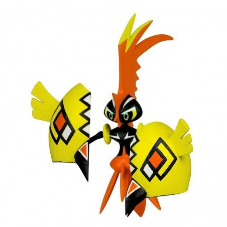 Pokemon Tapu Koko transformująca figurka TOMY