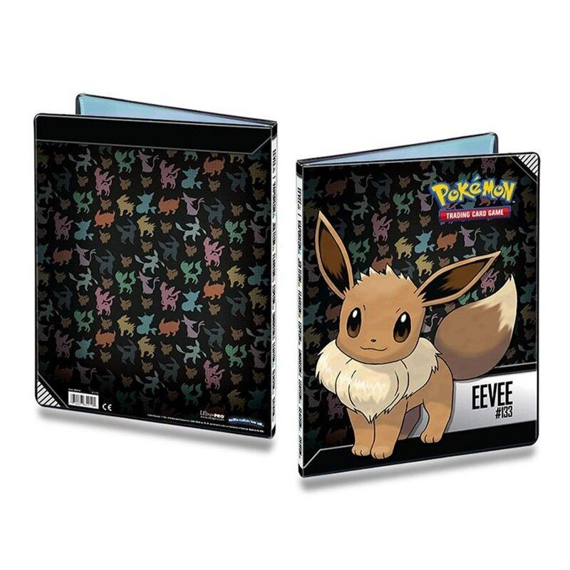 Album na karty Pokemon Portfolio 9PKT - EEVEE