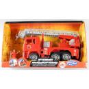 Samochód Wóz Strażacki Gasi Niewielkie Pożary