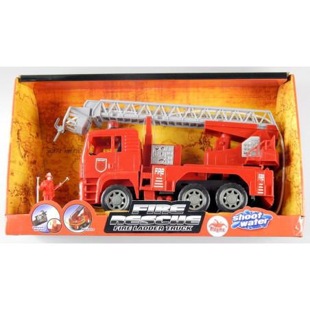 Samochód Wóz Strażacki Playme Gasi Niewielkie Pożary