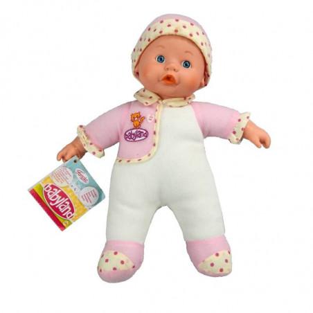 Pluszowa lalka interaktywna Famosa Babyland