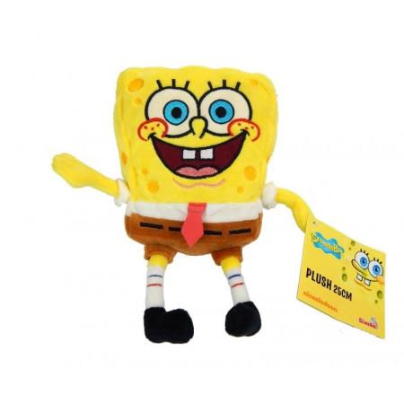 SpongeBob Kanciastoporty Pluszowa Maskotka 25 cm Simba