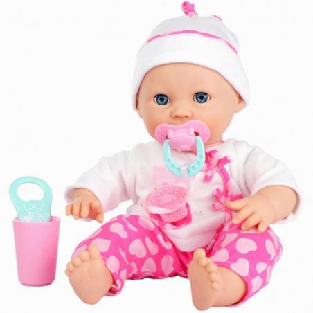 Lalka Interaktywna Natalia z Mlecznymi Ząbkami