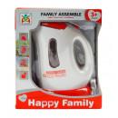 Czajnik elektryczny na baterie Happy Family dźwięk i światło