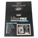 Strony do segregatora na karty Ultra PRO PLATINUM 10 szt.