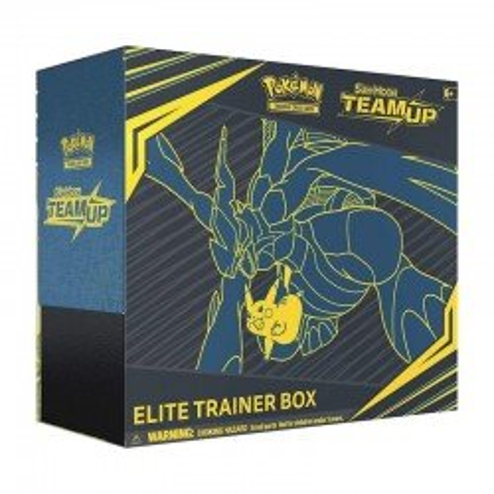 Pokemon Sun & Moon TEAM UP - ELITE TRAINER Box