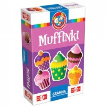 Gra losowa Muffinki Granna