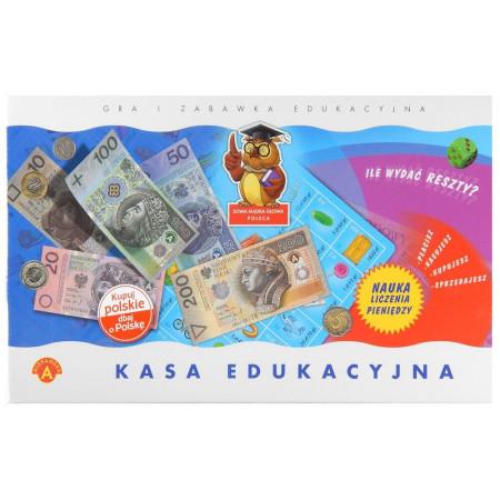 Gra dydaktyczna KASA EDUKACYJNA Jawa