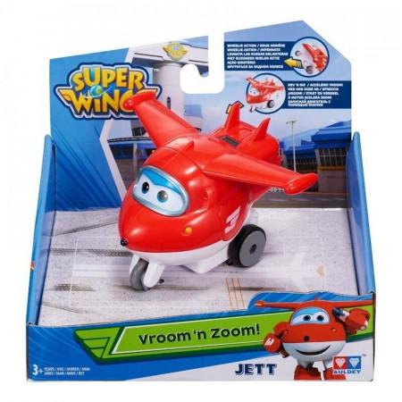 COBI SUPER WINGS Dżetek (Jett) pojazd z napędem