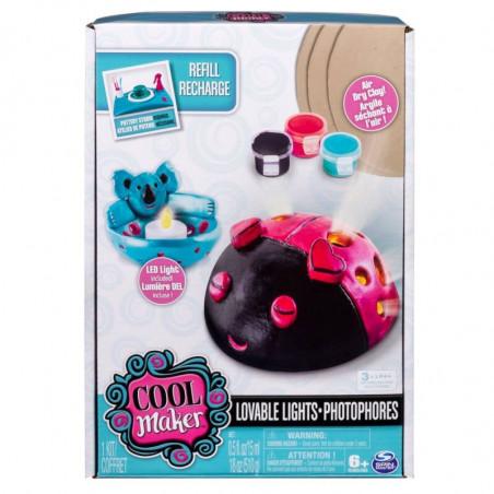 Cool Maker Spin Master Zestaw akcesoriów garncarskich