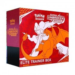 Pokemon Sun & Moon 10 Unbroken Bonds - ELITE TRAINER Box