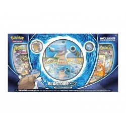 Pokemon Blastoise-GX Premium Collection Box