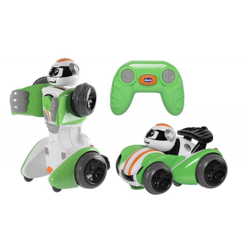 Chicco Robot Samochód ROBOCHICCO 2w1