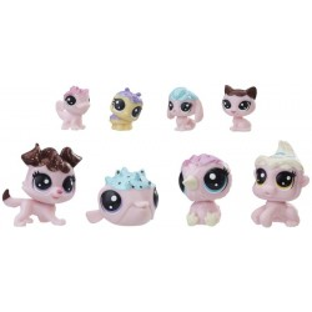Lukrowi Przyjaciele Littlest Pet Shop Hasbro