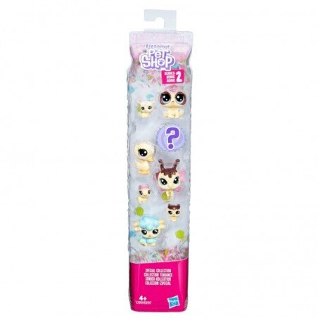 Lukrowi Przyjaciele Littlest Pet Shop Wanilia Hasbro