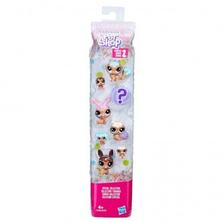 Lukrowi Przyjaciele Littlest Pet Shop Czekolada Hasbro