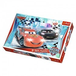 Puzzle CARS Ice Racers...