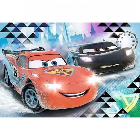 Puzzle Trefl Cars Ice Racers 100 elementów
