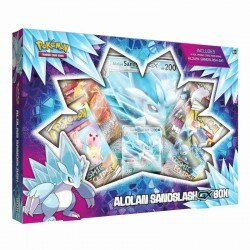 Pokemon Alolan Sandslash GX...