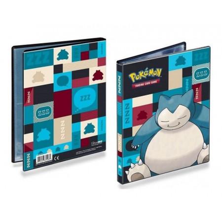Album na karty Pokemon Portfolio 9PKT - SNORLAX