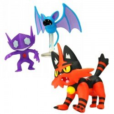 Pokemon zestaw Figurek...