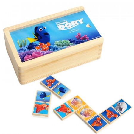 Drewniane domino Gdzie jest...