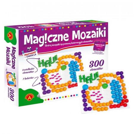 Magiczne mozaiki 300 el....