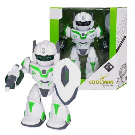 ROBOT Coolman na baterie...