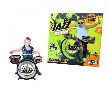 Perkusja dla dzieci DRUM JAZZ