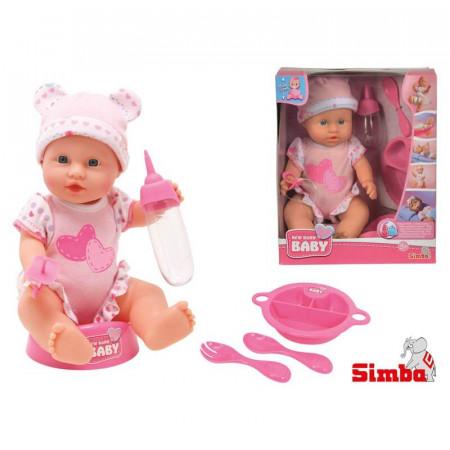 Lalka New Born Baby Care...