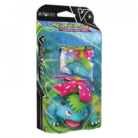 Pokémon VENUSAUR V Battle Deck