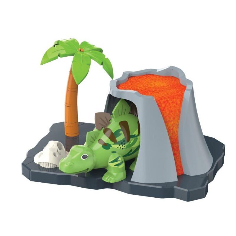 DigiDinos Interaktywny Dinozaur z akcesoriami SilverLit