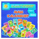 Małe Kalambury JAWA Gra planszowa 110 haseł