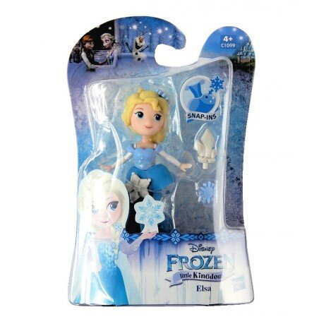 Mini Laleczka ELSA Figurka Disney Frozen Hasbro