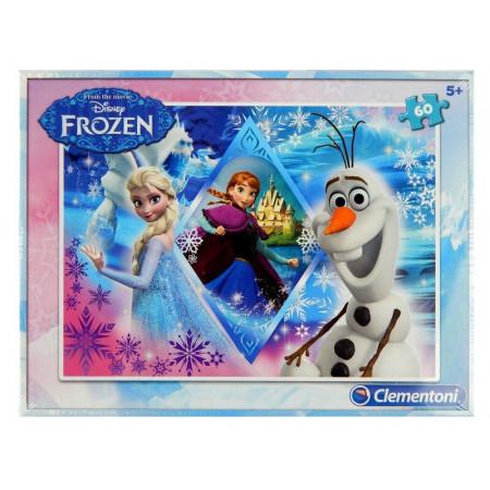 Puzzle Frozen 60 el. Clementoni