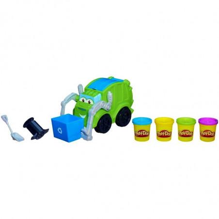 Ciastolina Play-Doh Śmieciarka Rowdy Hasbro