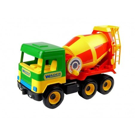Wader Betoniarka Middle Truck 38cm