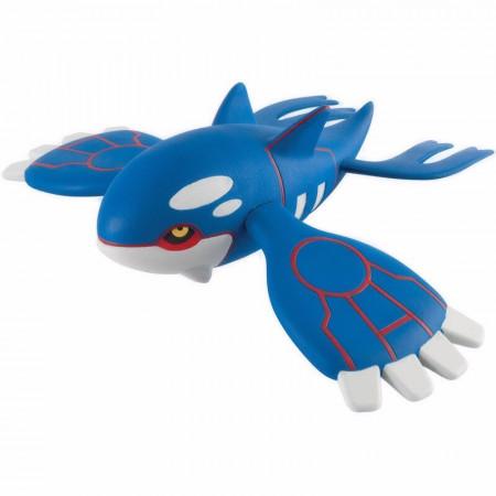 Figurka legendarny Pokemon Kyogre Tomy