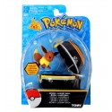Figurka Pokemon Eevee i Luxury Ball TOMY