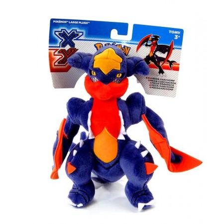 Duży pluszowy Pokemon Mega Garchomp 22,5 cm Tomy