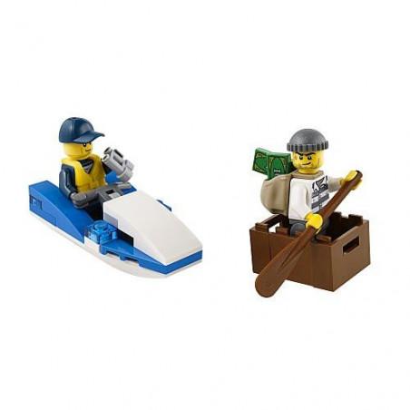 Mini Zestaw Policyjny wodny pościg Lego City