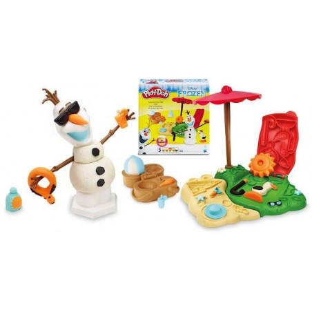 Ciastolina Play Doh Wakacje Olafa Frozen Hasbro