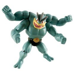 Pokemon MACHAMP ruchoma figurka TOMY