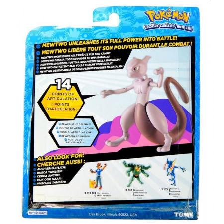 Pokemon MEWTWO ruchoma figurka TOMY