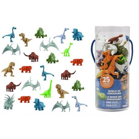 Dinozaury w Tubie Dobry Dinozaur TOMY