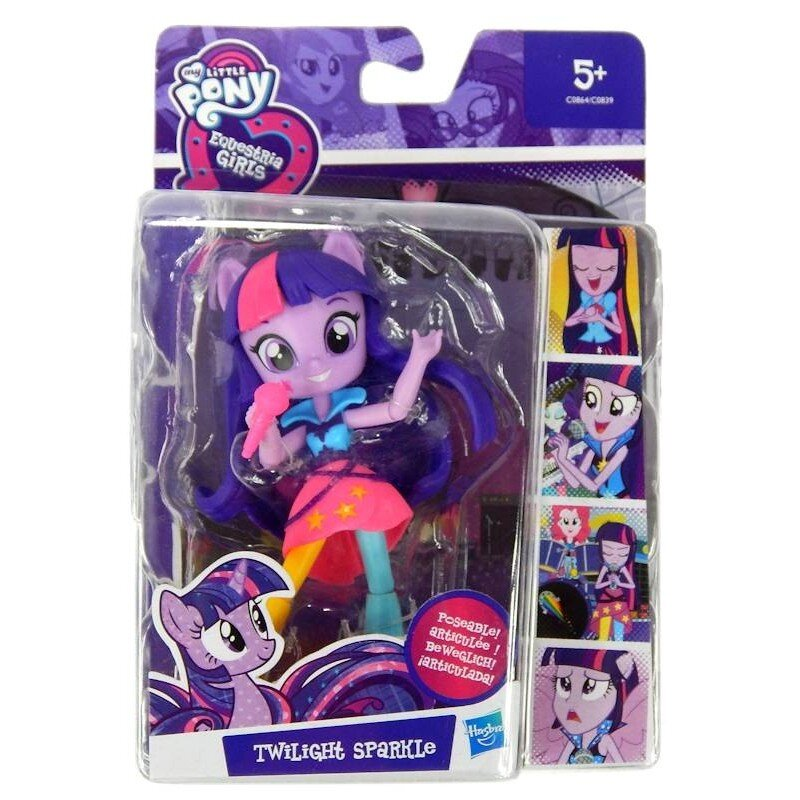 Mini laleczka MLP Equestria Girls Twilight Sparkle