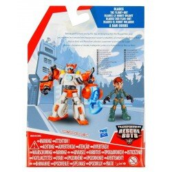 Transformers Rescue Bots BLADES & DANI BURNS