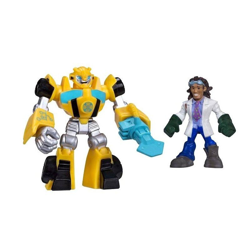Transformers Rescue Bots BUMBLEBEE & DR GREENE