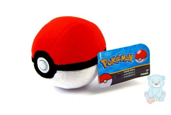 Pokemon Pokeball Tomy
