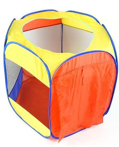 Namiot - Suchy Basen z Piłeczkami